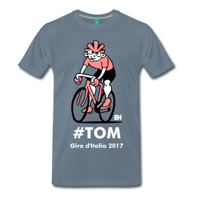 Tom Dumoulin Giro 2017 T-shirt