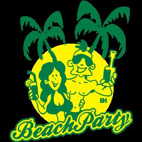 Beach party bc