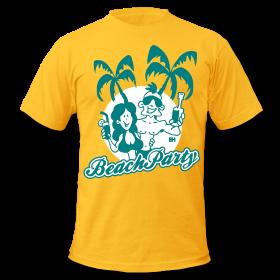 Spring break / beach party