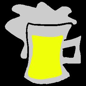 Beer mug II bc