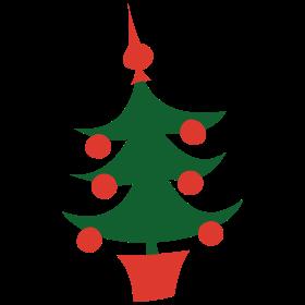 Christmas tree bc