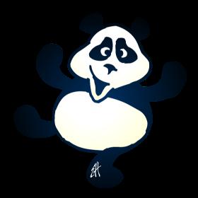 Dancing panda fc