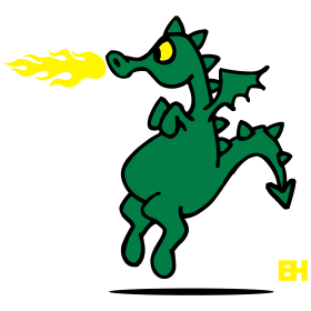 Fire breathing dragon tc