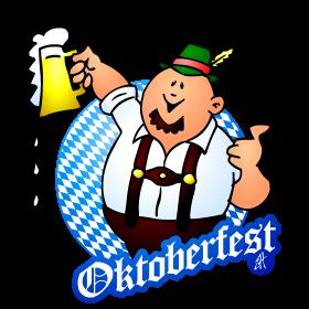 Oktoberfest II - Hans in lederhosen fc