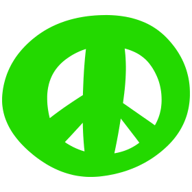 Peace sign mc