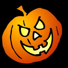 Jack-o'-lantern, Halloween Pumpkin fc