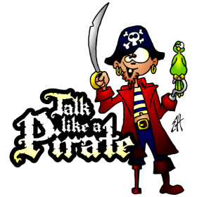 Talk like a pirate fc