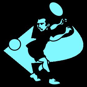 Tennis backhand bc
