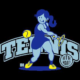 Tennis - Hit'm hard III tc