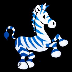 Blue zebra fc